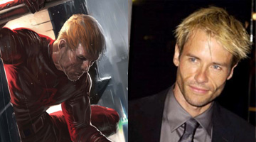 Guy Pearce as Daredevil