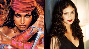 Morena Baccarin as Elektra