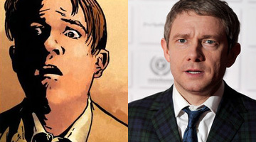 Martin Freeman as Foggy Nelson